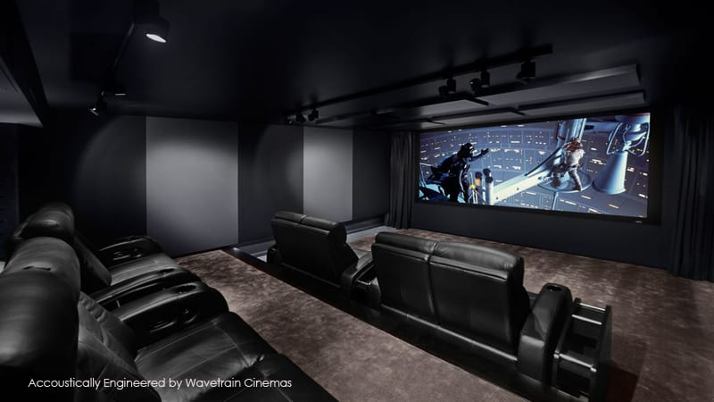 We Are Sydney's Home Theatre Design Experts - Your Custom Home Theatre Will Look and SOUND Great!