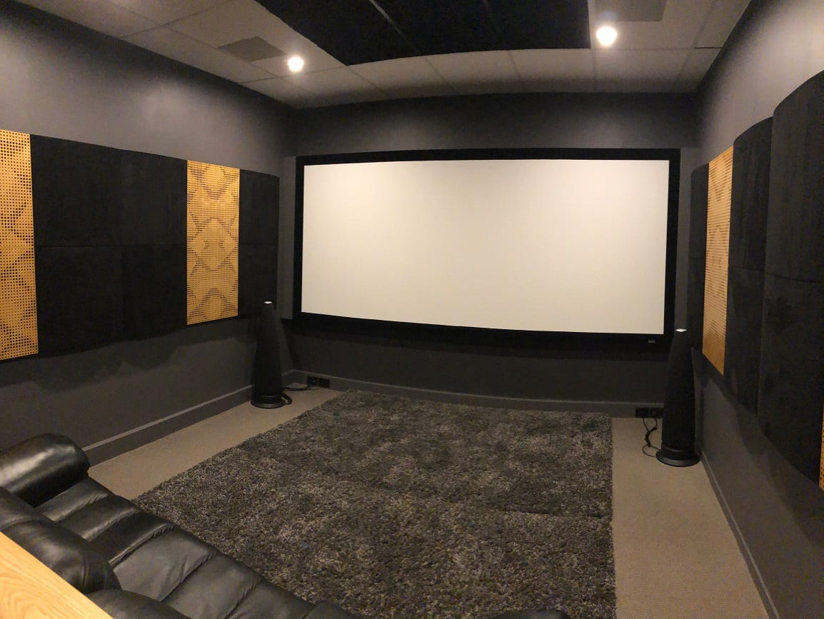 Cinema Room Optimised