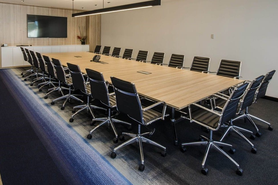 Clarendon Homes Meeting Room