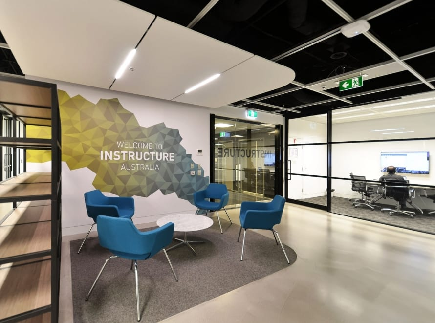 Instructure Breakout Area