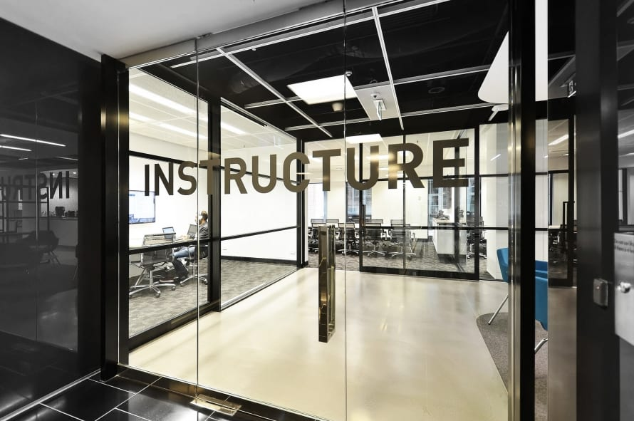 Instructure Front Door