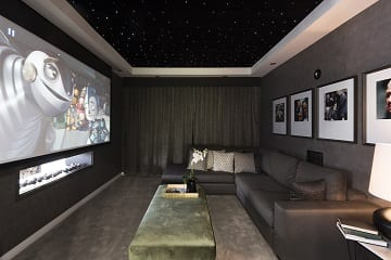 BUILDING THE PITCH-PERFECT MEDIA ROOM | MEDIA ROOM IDEAS, DESIGNS