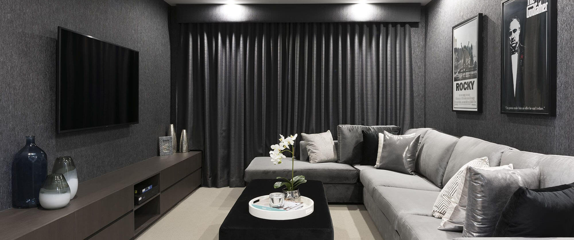We Are Your One Stop Shop for Custom Home Theatre Design in Sydney