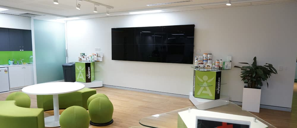 commercial audio visual sydney